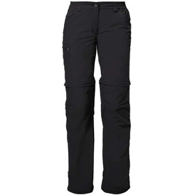 VAUDE Farley IV ZO Pants Women black